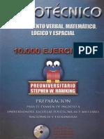 Libro Psicotecnico 10000 Preguntas