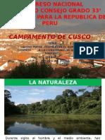 Cómo puede contribuir el Supremo Consejo a la Conservación del Medio Ambiente