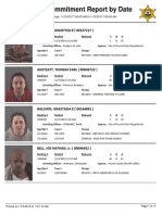 Peoria County booking sheet 11/03/15