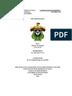 Laporan Kasus Dan Referat ODS Epiblefaron Marissa M. Kumala C11110113