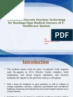 Embedded Discrete Passives Technology
