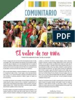 Boletín Comunitario 25