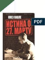 KNEZ PAVLE - ISTINA O 27 MARTU.pdf