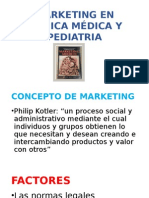Marketing en Clínica Médica y Pediatria
