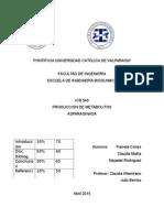 Producción Asparaginasa