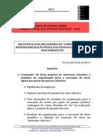27.10.2014 Tqb Relevancia Dos Mecanismos de Compliance Na Respons. Penal Das Ps. Js e Dos Seus Dirigentes