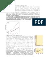 Crecimiento de Poblacion y Su Regulacion
