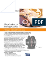 Flange Insulation Kit