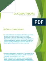 La Computadora (Computación)