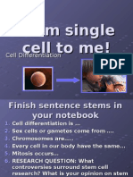ppt from single cell to me 5c-1