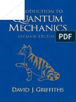 Griffiths D.J. Introduction to Quantum Mechanics 2ed