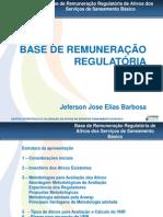 Base de Remuneração Regulatória