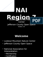 nai region 7 exhibit discussion