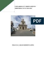 Plan de Desarrollo y Ordenamiento Lican (1)