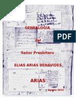 Genealogia Arias Vega (Heredia, Costa Rica)