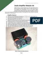 TA3020 Audio Amplifier Module v3c