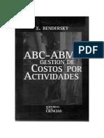 Gestion de Costos ABC de Bendersky
