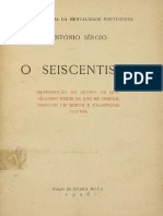 SÉRGIO, Antonio - O seiscentismo.pdf
