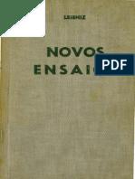 SÉRGIO, Antonio - Novos ensaios sobre o entendimento humano.pdf