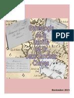 Genealogía Familia Sanchez (Cartago, Costa Rica)