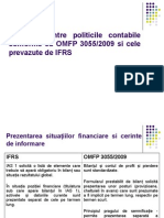 Diferente IFRS