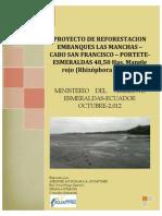 Proy. Reforestacion 48,50 Has.