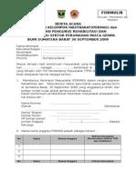 Form 03. Form Pembentukan Pokmas