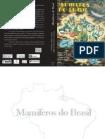 Livro Completo Mamiferos Do Brasil