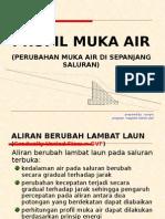 12-Profil Muka Air