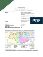 Población y Demografía Bolívar - Notilogia