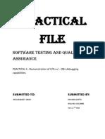 software testing file