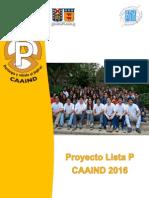 Proyecto CAAIND 2016