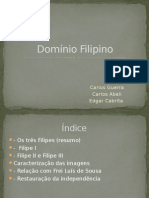Dominio Filipino