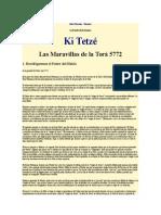 49.Ki Tetze Las Maravillas de La Torah