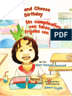 A Bean and Cheese Taco Birthday / Un cumpleaños con tacos de frijoles con queso By Diane Gonzales Bertrand