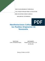 Pueblos Originarios de Venezuela