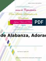 Modulo Red de Alabaza, Adoracion y Salmisma