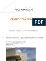 CA. Centro Comunitario. Eli Amparan