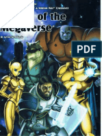 Rifts - Dimension Book 15- Phase World Sourcebook -Heroes of the Megaverse