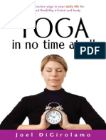 Yoga in No Time at All Sample