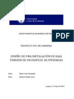 Diseño cálculo de Instalaciones Eléctricas de baja tensión en un edificio_Maria_Cano_Fernandez.pdf