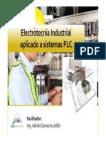 Presentacion - Electrotecnia Industrial Industrial Aplicado a Sistemas PLC