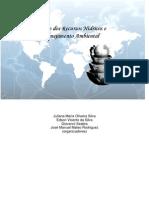 Gestão de Recursos Hídricos e Planejamento Ambiental