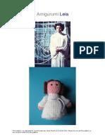 Amigurumi Leia