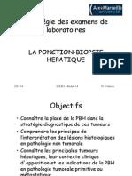 Module14-Item Pathologies Hepatiques-Cours Pr Garcia
