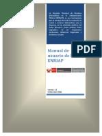 Manual de Usuario Enriap