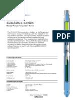 EZGAUGE Series Brochure