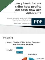 Profit vs Cashflow