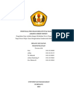 Proposal Pkm Penelitian