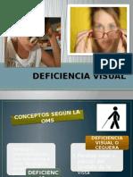 Deficiencia Visual Terminada